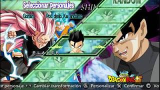Dragon Ball Z Shin Budokai 2 Mod De Subs Español