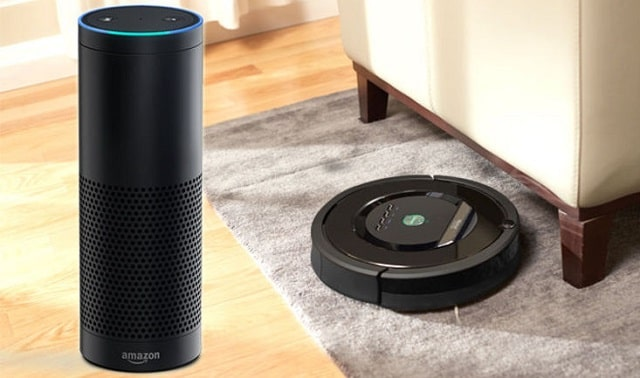 top smart home robots irobot roomba amazon alexa