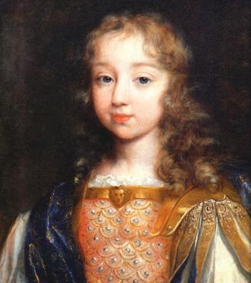 Ο Λουδοβίκος ως διάδοχος του θρόνου