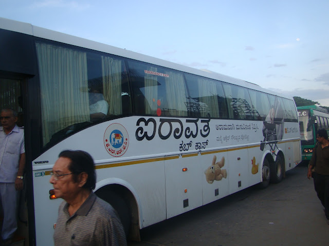 Image result for Bengaluru-bound SETC buses losing out to comfy KSRTC