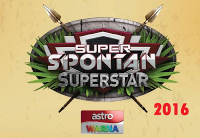 Keputusan final Super Spontan Superstar 2016