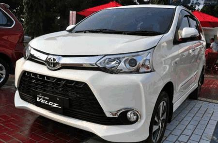 Harga Kredit Toyota Avanza 2018