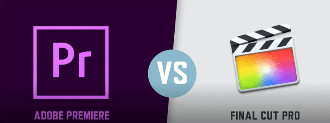 الفرق بين Adobe Premiere Pro و Final Cut Pro
