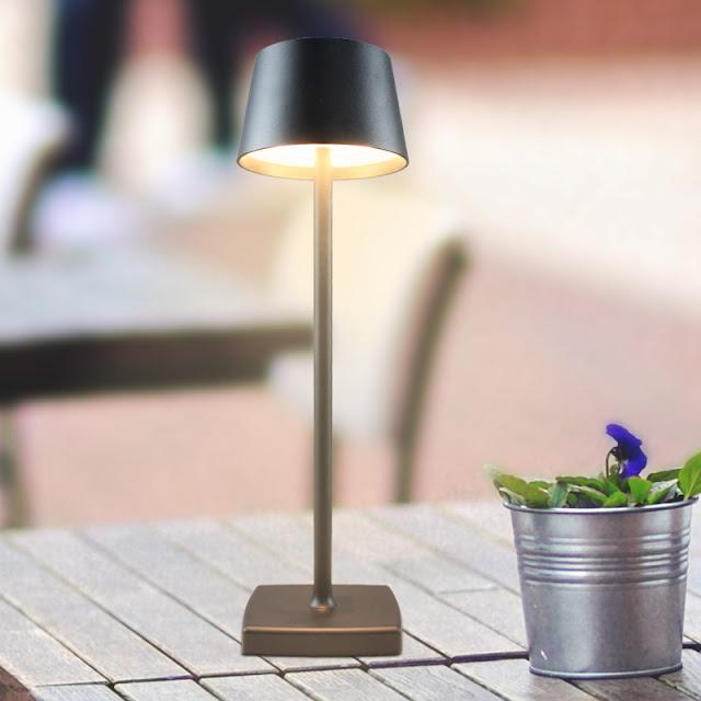 Metal table lamp BC963A