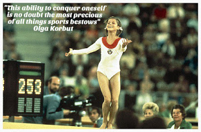 Motivational Quotes by Gymnastics