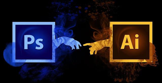 Adobe Illustrator 2020 & Adobe Photoshop 2020