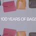 100 χρόνια μόδας: Φάκελος γυναικείες τσάντες