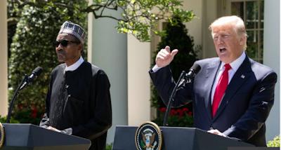 Twitter ban: Donald Trump hails Buhari, Nigerian government