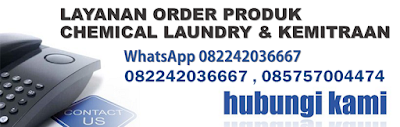 Pusat chemical Laundry