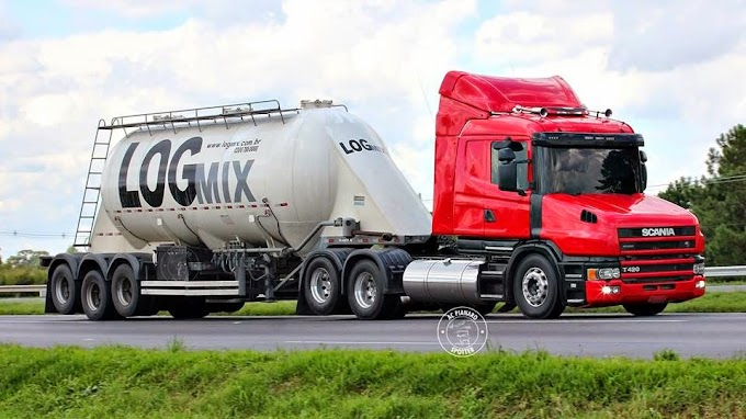 Caminhões bicudos voltarão a ser produzidos a partir de 2016