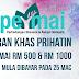 Pembyaran GKP RM 1,000 & RM 500 Akan Bermula 25 Mac