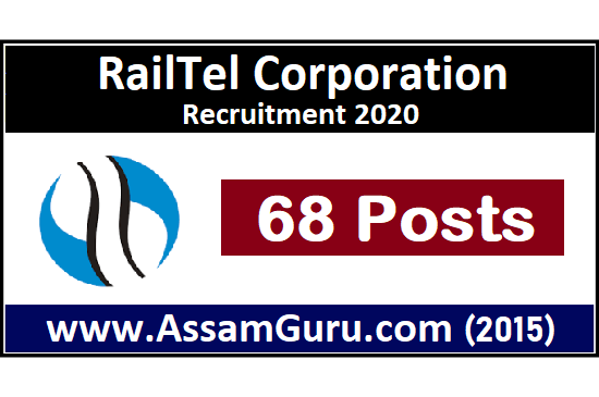 RailTel Corporation Job 2020