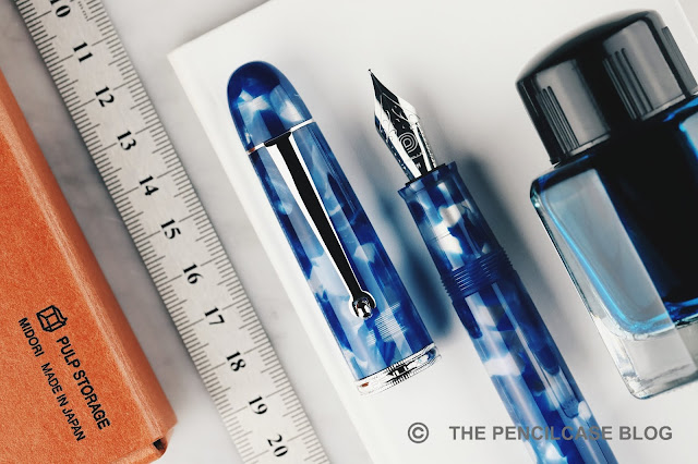REVIEW: PENLUX MASTERPIECE GRANDE KOI FOUNTAIN PEN