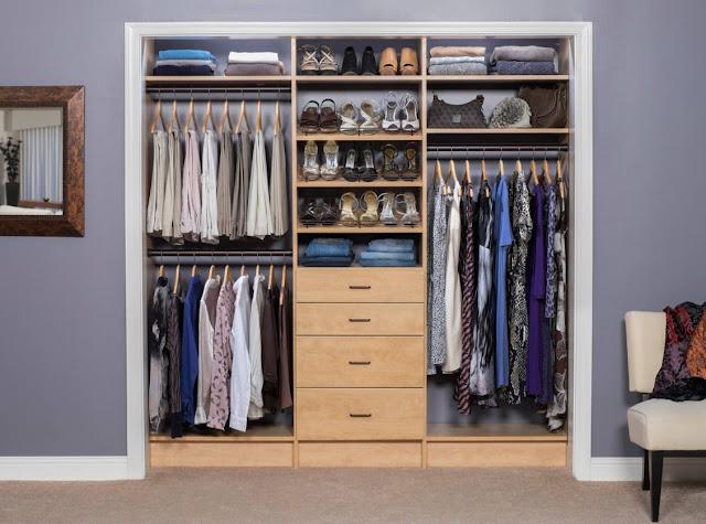 simple bedroom closet design ideas picture