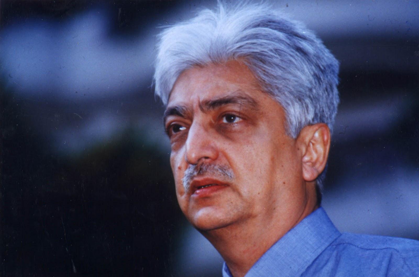 I Was Here.: Azim Premji