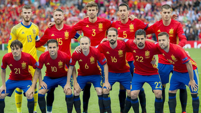 Spain's national football team was the first European team to win the FIFA World Cup outside of Europe in 2010 in South Africa.