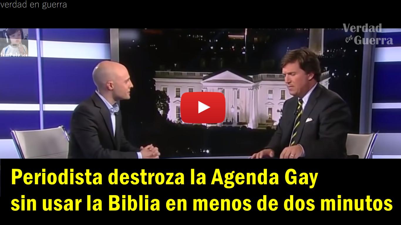Video gays del periodista