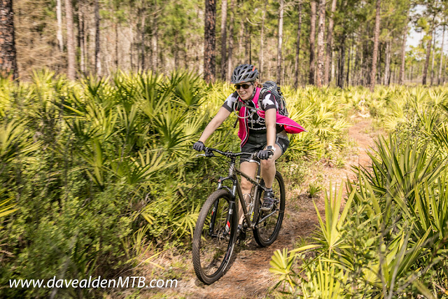 Jay B Starkey Wilderness Park Mountain Bike Trails MTB