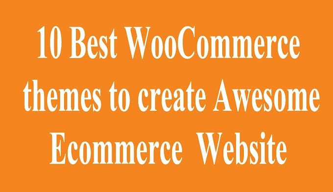 10 Best WooCommerce themes to create Awesome Ecommerce Website