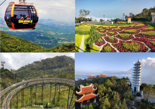 Ba Na Hills Da Nang _ Destinasi wisata di Vietnam Terbaik