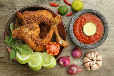 Resep masakan membuat Ayam Goreng Bandung
