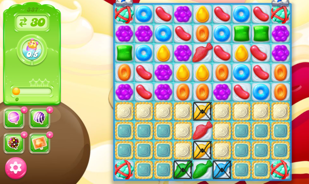 Candy Crush Jelly Saga 337