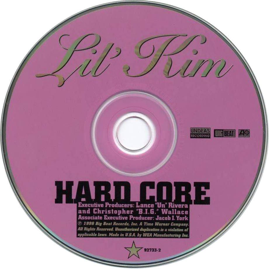 Lil kim hardcore cd