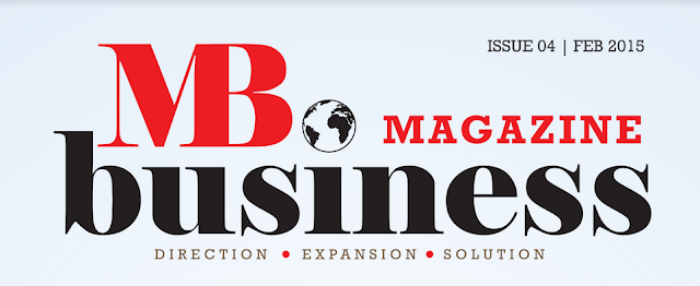 Business Magazine Magnify Your Findings