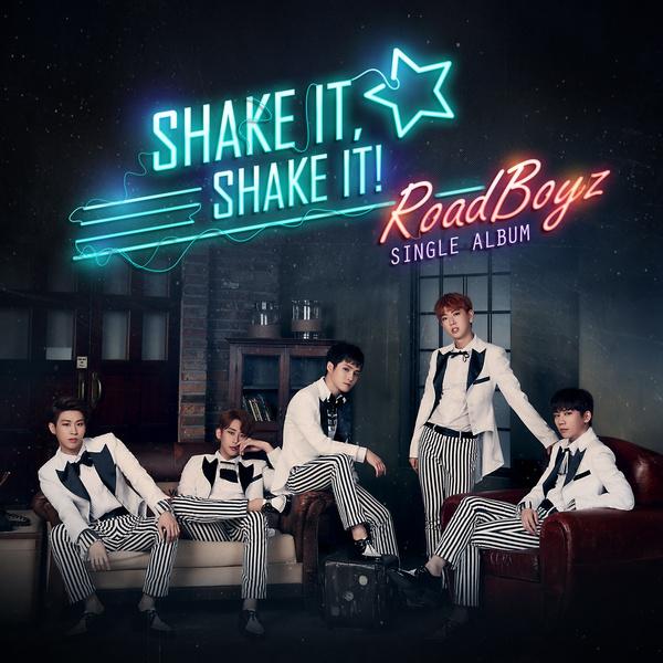 Road Boyz – Shake It, Shake It – Single