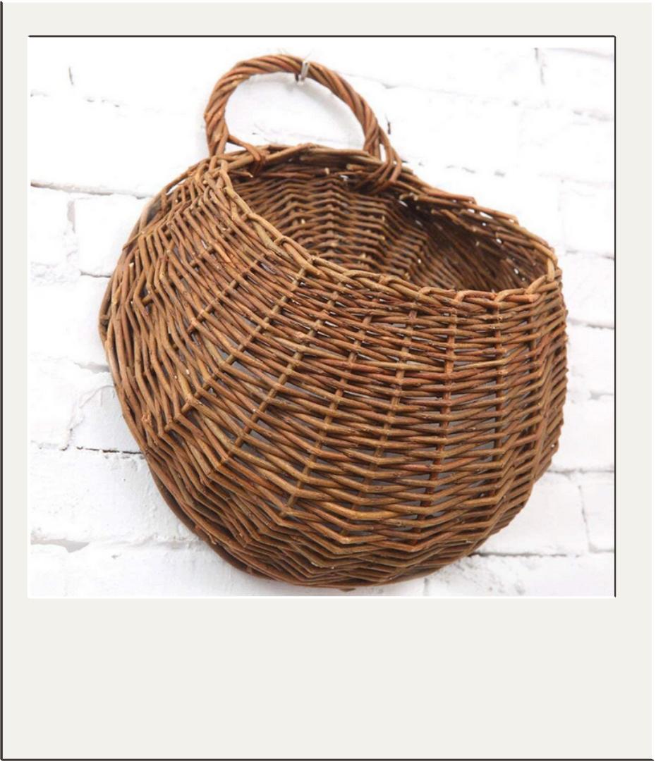 Wall Hanging Baskets