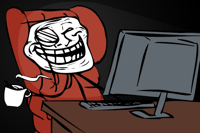 A vuelapluma. Trolas, imbecilidades y maledicencias en internet