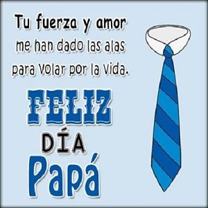 mensajes para papa