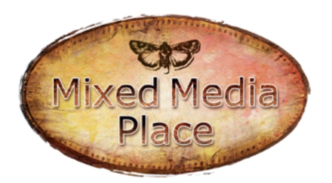 Mixed Media place Feb Challenge Winner