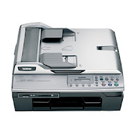 Brother DCP-120C Driver Print for Windows and Mac