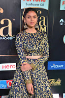 Aditi Rao Hydari in a Beautiful Emroidery Work Top and Skirt at IIFA Utsavam Awards 2017  Day 2 at  26.JPG
