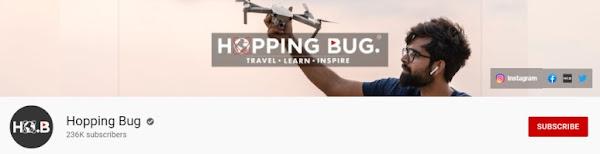 Hopping Bug