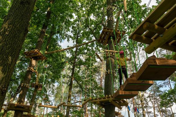 Park Linowy Turawa cennik