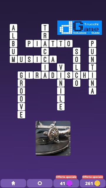 Soluzioni One Clue Crossword livello 22 schemi 15 (Cruciverba illustrato)  | Parole e foto