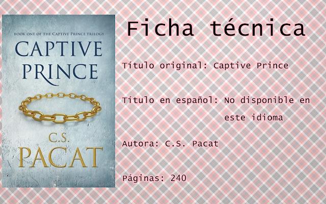"""Reseña """"Captive Prince"""""""