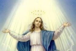 Hari Raya SP Maria Diangkat ke Surga