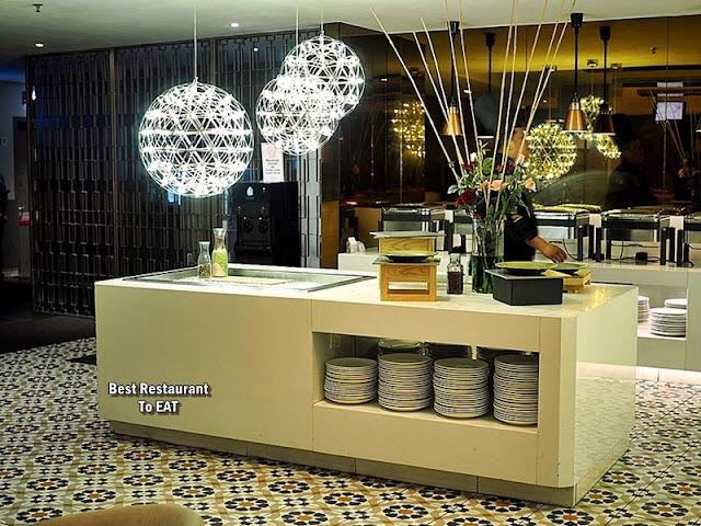 Cosmo Hotel Kuala Lumpur - Cafe Mint
