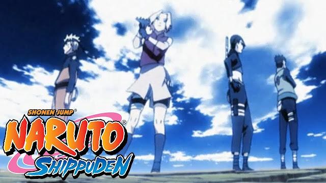 Opening Naruto Shippuden 2: Distance