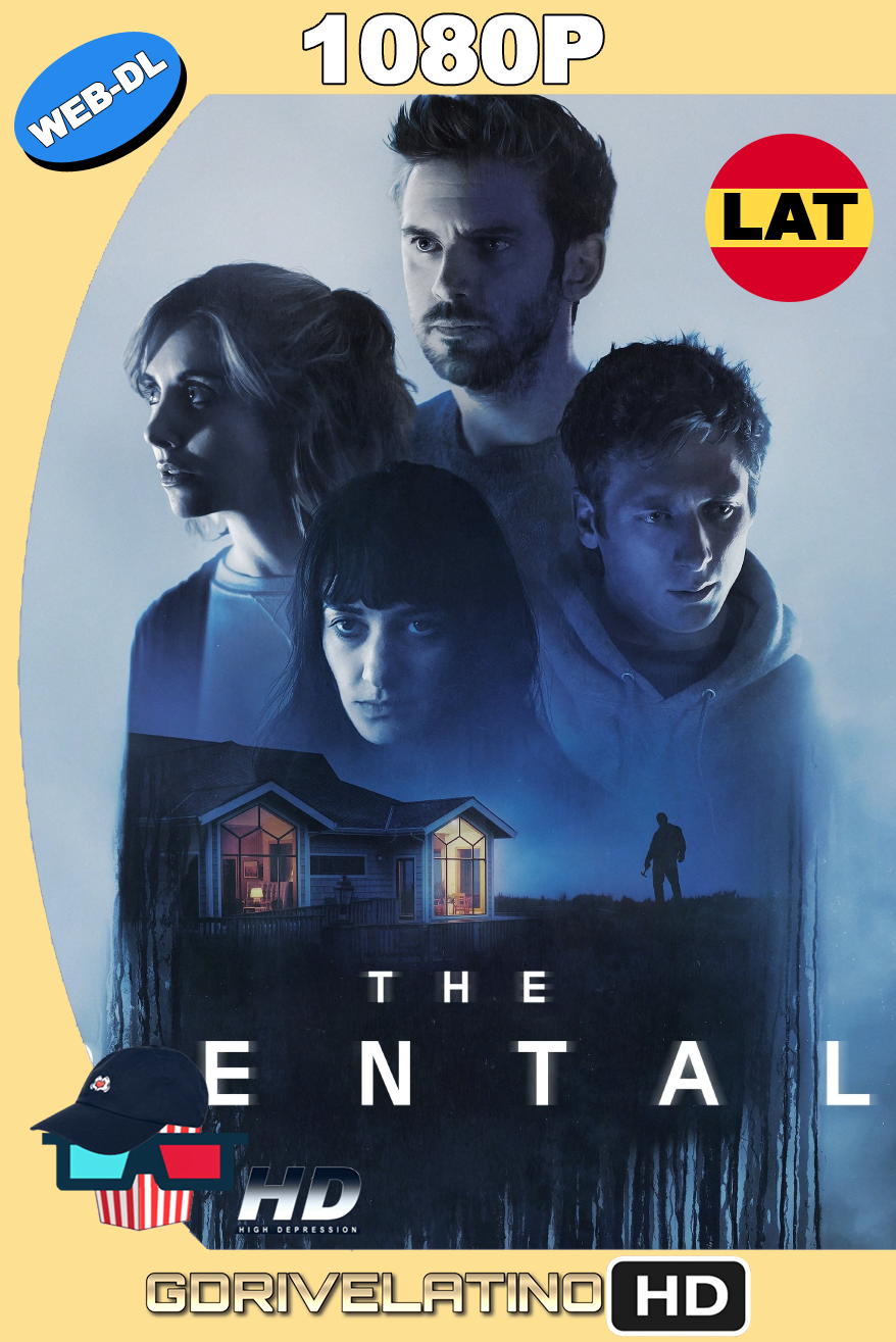 The Rental (2020) AMZN WEB-DL 1080p Latino-Ingles MKV