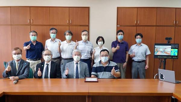 產學攜手防疫 恆亮電子捐贈大葉大學熱成像人臉辨識測溫系統