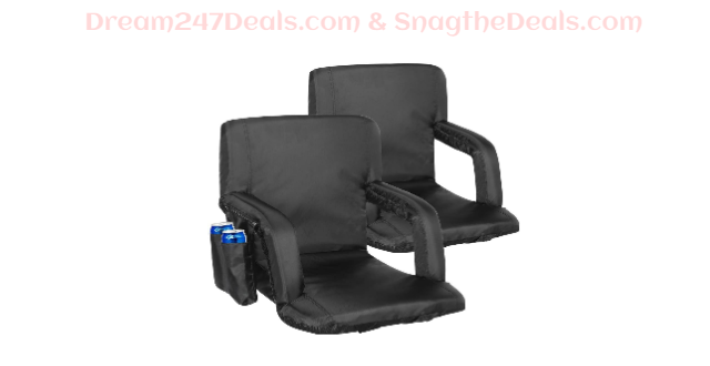 KINGSO Stadium Seat 2 Set for Beaches Camping 30% OFF