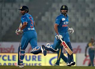 India vs Sri Lanka 7th Match Asia Cup T20 2016 Highlights