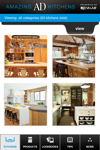 Amazing Kitchens And Designs
