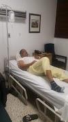 Trasladan al regidor Wander Feliz  (Sanguyòn)  de emergencia a un centro médico de Santo Domingo