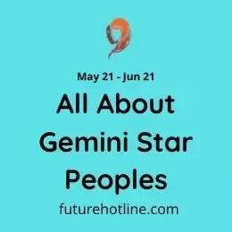 All About Gemini Star Peoples