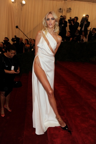 Hot Or Not Anthony Vaccarello Dresses